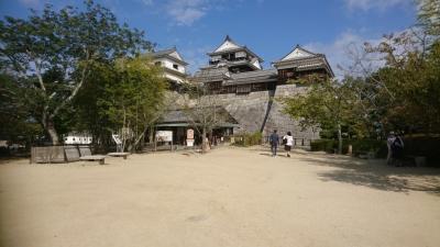 日本に現存する天守閣 全部行く。其の二 伊予松山城