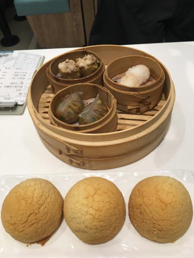 GWの疲れを癒す旅:2.珠海・香港