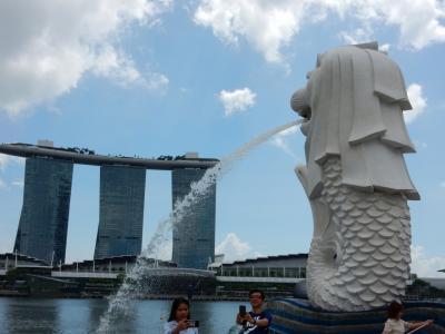 シンガポール追っかけ日記 Singapore編(弾丸旅行)