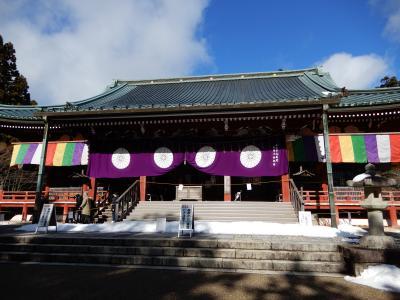 去年は高野山に行ったから、2019年は坂本経由で比叡山へ・後編