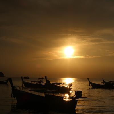 アラサ―女子の一人旅 タイのモルディブ2