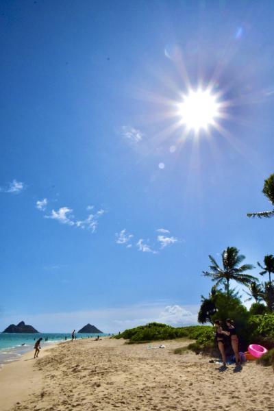 初めての海外一人旅 ハワイ①