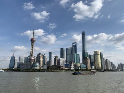 中国3日間(上海編)