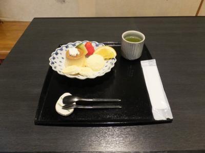 石川県 金沢市◆和カフェ『Cafe甘』by越山甘清堂 &甘味処『金花糖』◆ 2019/12/08