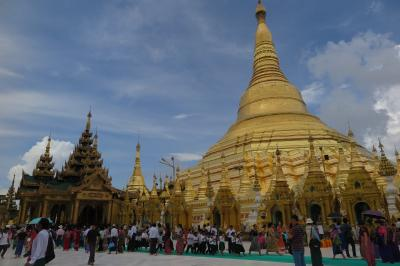ミャンマー・ヤンゴン トランジット観光