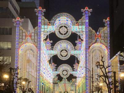 第25回 神戸ルミナリエ 2019