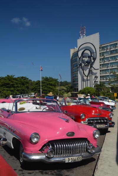 キューバ ハバナ。へ行きました 1