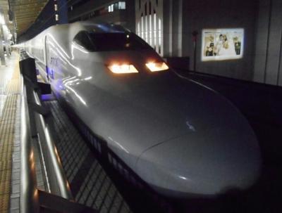 2019年 12月上旬 師走の愛知・・・・・⑭東海道新幹線700系惜別乗車Ⅱ