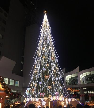 ホテル阪急レスパイア大阪に泊まってきました