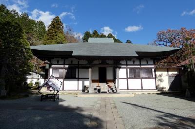 初冬のホテルジャパン箱根1泊 仙石原のススキの原 長安寺の紅葉