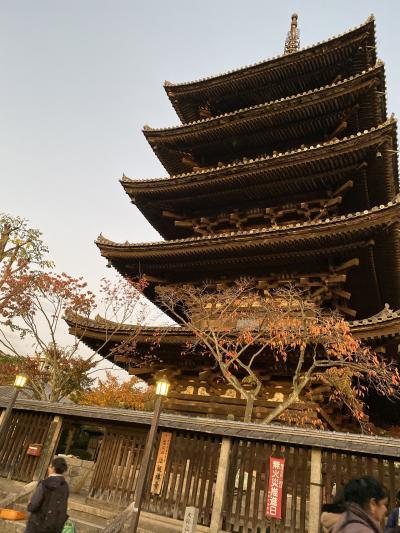 秋の京都 一