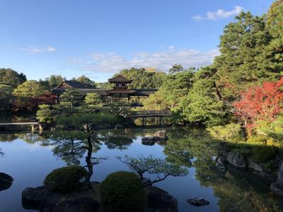 秋の京都 ニ