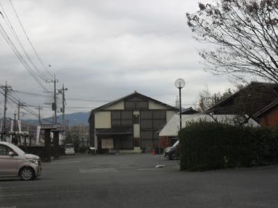 雪の心配の要らない埼玉県西部のドライブと温泉。