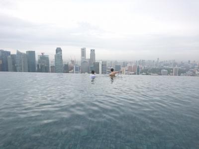 シンガポールへ~♪ 今年、最後の旅行です