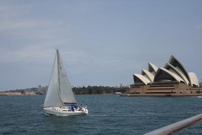 【滞在編11-2】シドニーで何食べた? ~ワンワールド世界一周航空券で2ヶ月の旅