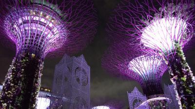 ルックJTB うっとり夜景シンガポール 「シンガポールの名物夜景スポットから眺める」 2日目 その4