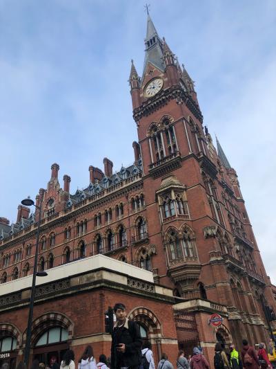 イギリス縦断の旅 ⑧:初めてのロンドン。宮殿に行くぞ!の巻