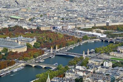 秋のウィーン・パリ旅行(6)6日目(パリ3日目)ーオルセー・オランジェリー美術館、エッフェル塔ー