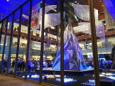 '19 丸の内「STAR WARS Marunouchi Bright Christmas 2019 -Precious for you-」