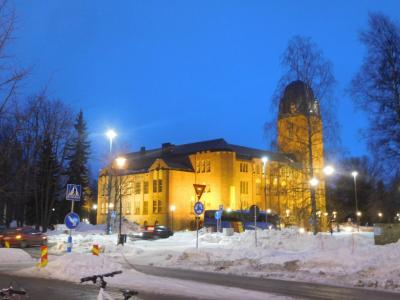 フィンランド列車の旅