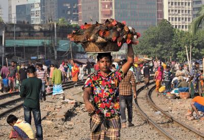 明確な目的を持った旅・バングラディシュ その4 最終回