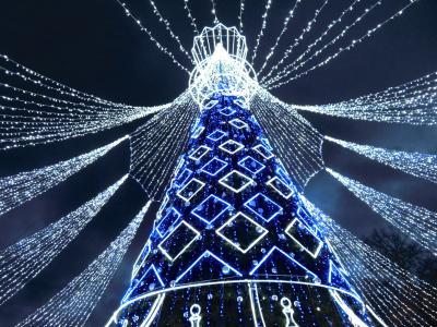 森と湖の国、フィンランドとリトアニアを訪ねて。ビリニュス旧市街散策とクリスマスマーケット編 ⑤