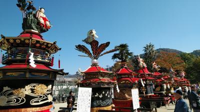 九州三大祭り「八代妙見祭」ウォーク