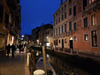 憧れのヴェネツィアン・ゴンドラに乗りに行く旅9日間 ~6日目 いよいよ! 水の都ヴェネツィアへ!!編~
