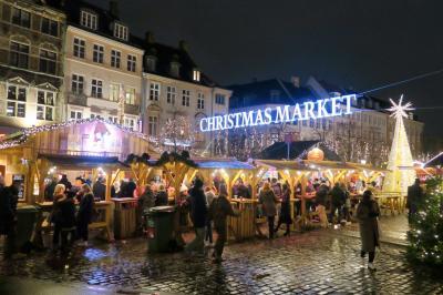 2019. クリスマスマーケットへの旅*コペンハーゲン北欧の静かなクリスマス.。.:*☆