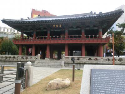 韓国2泊3日のひとり旅