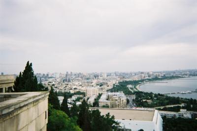 2004年アゼルバイジャン旅行【コーカサス地方10日間1/2】(石油で潤う前の時代)