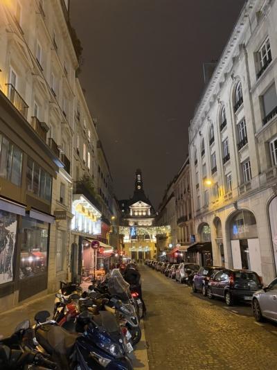パリで世界中の料理と街歩きその1