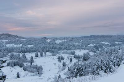 冬の十日町