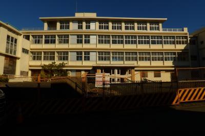 裁判所跡地(横須賀市田戸台)