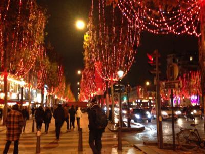 いつでも「移動祝祭日」12月のパリ