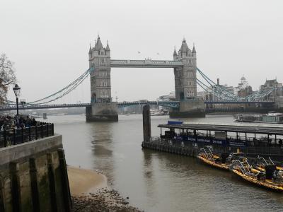ロンドン7日間(1)