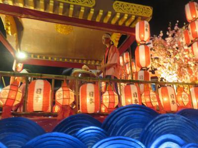 2019年11月のチェンマイ・・Chiang Mai Yee Peng(Loy Krathong)Festival‥(Ⅴ)パレード・