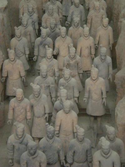 スマホ無くても冒険出来た 中国~中央アジア・シルクロード横断行き当たりばったり旅⑥~中国・西安編