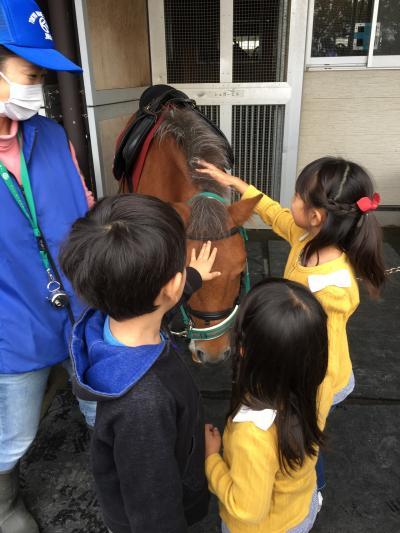 子連れに楽しい!東京競馬場