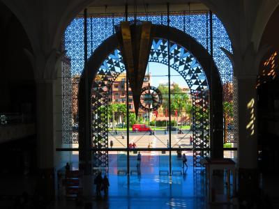 オヤジ、モロッコ人にイラッとし、絶景にジーンとしました。(マラケシュ編1) No5