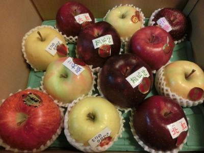 ANAマイルで行く函館青森女ひとり旅②・・青森編 初めてのリンゴの美味しさに驚く2017.10