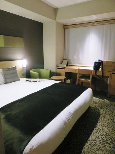 京都ユウベルホテル レポ