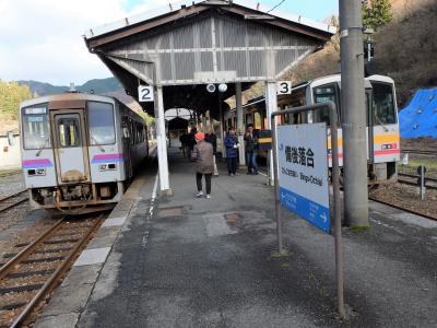 岡山・広島県のJR未乗区間に乗る