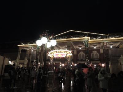 【ディズニーランド】クリスマス2019*乳幼児連れ*【ヒルトン東京ベイ】