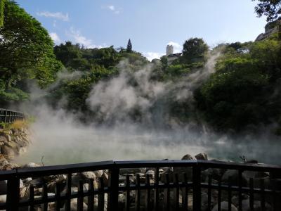 11月の台北って寒いのね その1は北投温泉