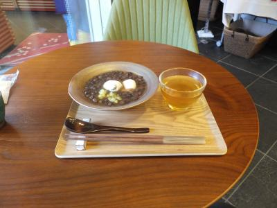 石川県 金沢市◆和カフェ『Cafe甘』by越山甘清堂 2019/12/12
