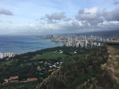 娘のハワイ挙式で初のオアフ島の旅 -その1-