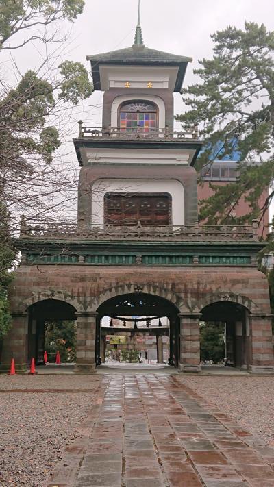 金沢の神社めぐり 神社の御朱印