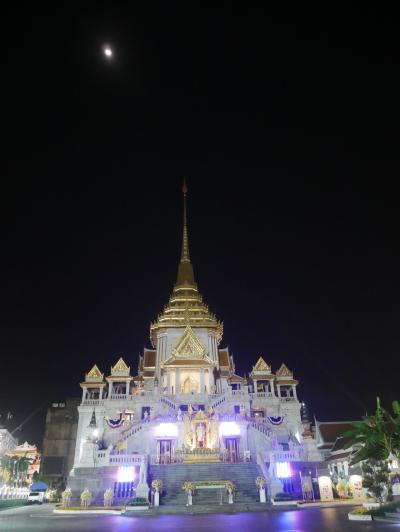 3泊5日バンコク週末旅(1) ローカル電車と中華街ヤワラート