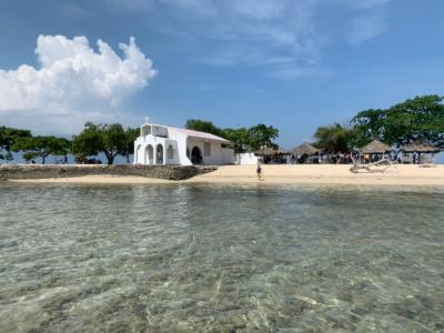 セブ島 ブルーウォーター マリバゴ ビーチ リゾート&アイランドホッピング